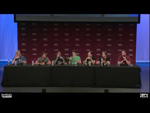 Achievement Hunter Panel | RTX Sydney 2017