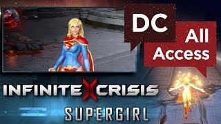 Infinite Crisis Reveals SUPERGIRL Champion