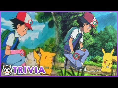 EVERY Difference Between Pokemon The Movie 20: I Choose You & The Main Series | Pokemon Anime Trivia