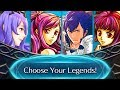 Choose Your Legends 2, 1st Year Anniversary Updates, Grand Hero Battle Lyon & What Heroes Needs