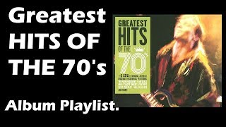 Greatest Hits From the 70s hits (Compilation) Full Album Playlist | By MyCDMusic