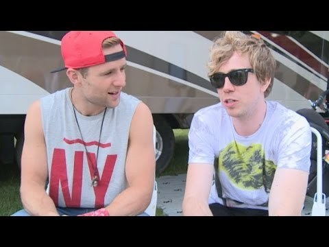 British Summer Time Festival: Backstage gossip with McBusted, The Vamps and Elyar Fox