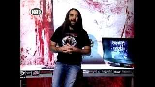 Blues Pills Interview, Demolition Train, Body Count, Napalm Death (TV WAR 1/2/15)