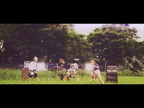 HOTSQUALL -Place in the sun- 【Official Video】