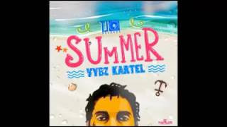 Vybz Kartel - Summer (TJ Records) [Preview]  FULL SONG IN DESCRIPTION..