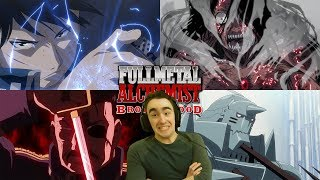 FMAB Episode 19 Reaction - TASTE THE POWER OF THE SALAMANDER!!!