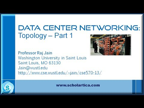 Data Center Networking:Topology - Part 1