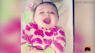 TOP 5 BEST FUNNY Cutest Chubby Baby Moments - Funny Baby Video