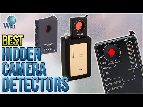 7 Best Hidden Camera Detectors 2018
