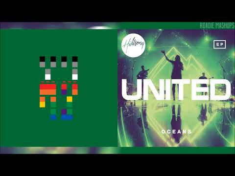 Hillsong UNITED ft. Coldplay - FIX YOUR OCEANS | MASHUP
