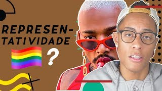 NEGO DO BOREL: O NOVO ÍCONE LGBT?