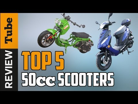 ✅Scooter: Best 50cc Scooters (Buying Guide) - YouTube