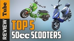 ✅Scooter: Best 50cc Scooters (Buying Guide)