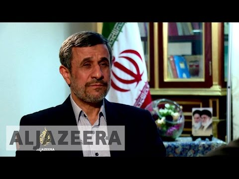 Talk to Al Jazeera - Ahmadinejad: Iran can be better managed