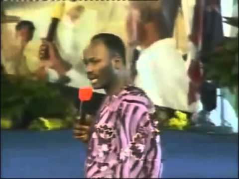 Apostle Johnson Suleman: How To Hear God's Voice 1of2
