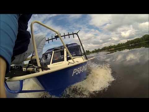 Моторная лодка Berkut