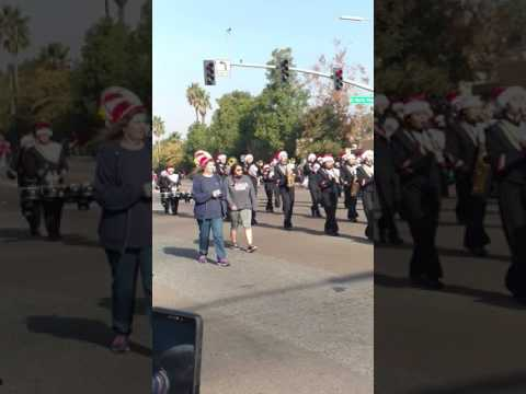 Escondido high school marching band