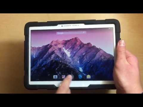 E-Tab 5 Rootsuz Apk ve Google Play Kurma, Kurumsal Cihaz Yöneticisi Kaldırma