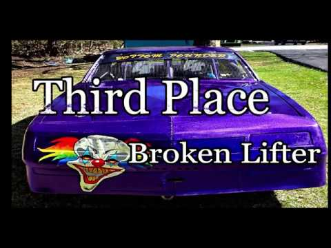 Bedford Speedway July 13, 2018 Heat 1 pure stock