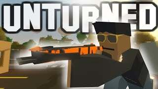 250 AUTOMATIC EXPLOSIVE CROSSBOW! Changing The Code in Unturned!