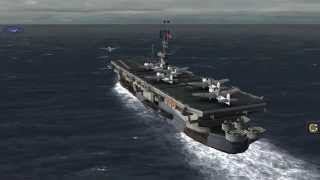 Atlantic Fleet Trailer