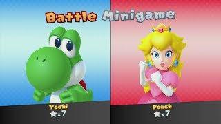 Mario Party 10 - Yoshi vs. Peach - Airship Central