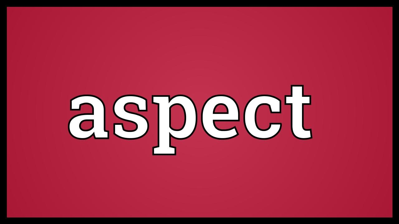 What is the aspect 37