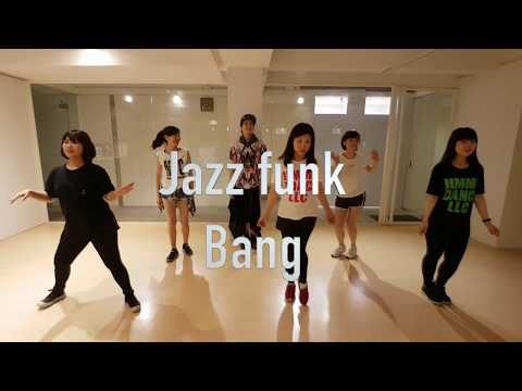 20170814 Jazz funk  Choreographer by Bang/Jimmy dance Studio