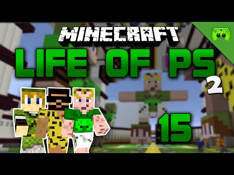 MINECRAFT Adventure Map # 15 - Life of PietSmiet 2 «» Let's Play Minecraft Together | HD