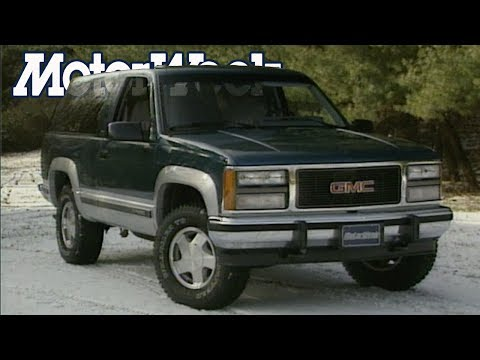 The Original GMC Yukon Was a Major Influence on America's Love for the SUV