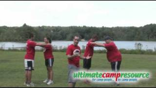 Camp Games - Toe Fencing - Ultimate Camp Resource