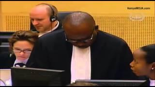 Uhuru Kenyatta ICC Status Conference - 07 Oct 2014
