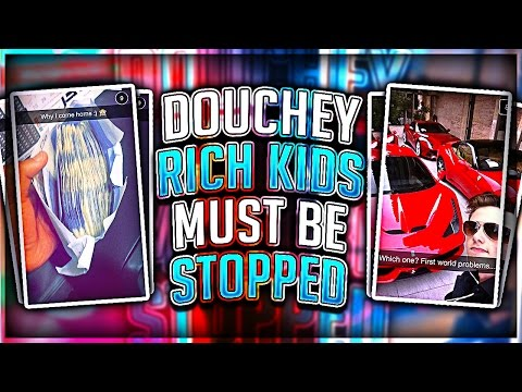 Thumbnail: DOUCHEY RICH KIDS MUST BE STOPPED!!!
