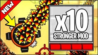 THE FUNNIEST MOD EVER - TARGET THE x10 TIER SPIKE FACOTRY | Bloons TD Battles Hack/Mod (BTD Battles)