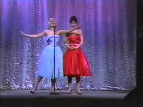 Dorothy Kiara & Christine Pedi  Ethel & Mary