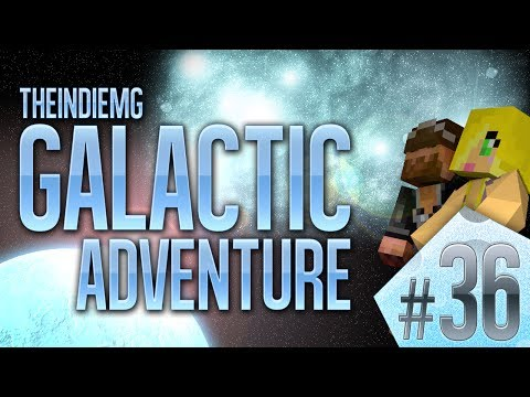 "Minecraft: Galacticcraft - Galactic Adventure Episode #36 - ""First Time in Forever"" (HD)"