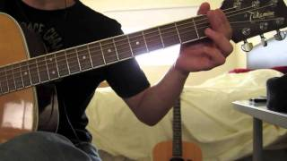 Fearless, Pink Floyd (cover-acoustic guitar)