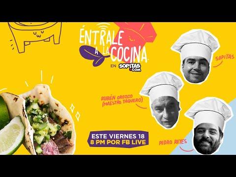 Entrale a la Cocina y aprende a preparar los mejores Tacos ?