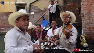 """Desde Venecia Italia """"La Leva"""" por el trío Gorrión Huasteco"""