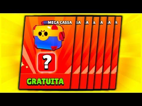 😱 APRO TANTISSIME MEGA CASSE GRATUITE E.... SORPRESA! | Brawl Stars ITA