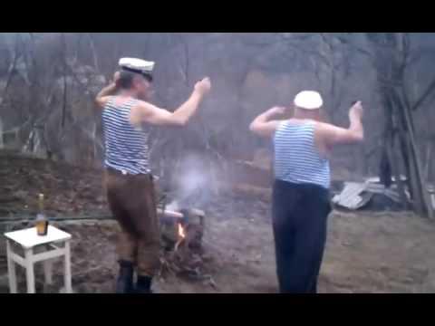 Смотреть видео Русская широкая душа)