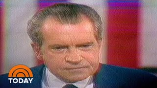 Inside The Controversial Richard Nixon Presidency 50 Years After Election   TODAY