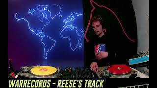 WARRECORDS x REESE'S TRACK