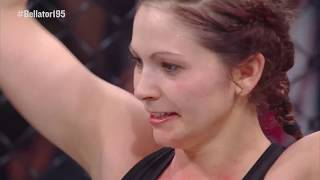 Bellator 195: Kristina Williams - Post-Fight Interview with Chael Sonnen