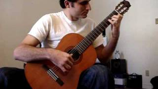 odam kireçtir, cover, guitar arrangement by Ertuğrul Bayraktar, 1951
