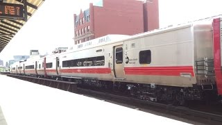 Metro-North Railroad HD 60fps: One Selective Hour @ Harlem - 125th Street 6/10/15