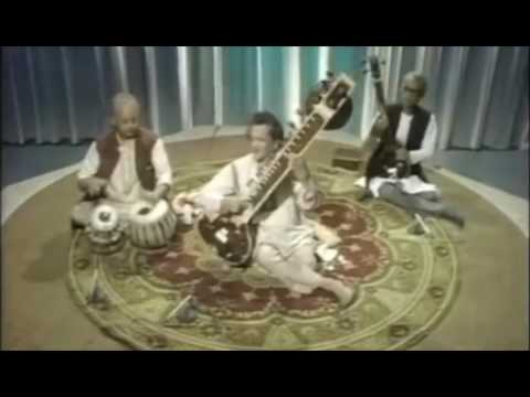 Sitar & Tabla Legends: Ravi Shankar & All Rakha: Live: London : 1978: Improved Video Quality