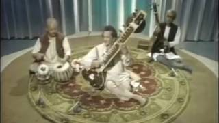 Sitar & Tabla Legends: Ravi Shankar & All Rakha: Live: London : 1978: Improved Video Quality