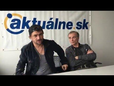 Sagvan Tofi a Lukáš Vaculík zdravia čitateľov Aktuálne.sk