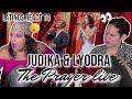 JUDIKA Singing ITALIAN OPERA with LYODRA in Indonesian Idol 2020 😍🥺🤩 REACTION!!